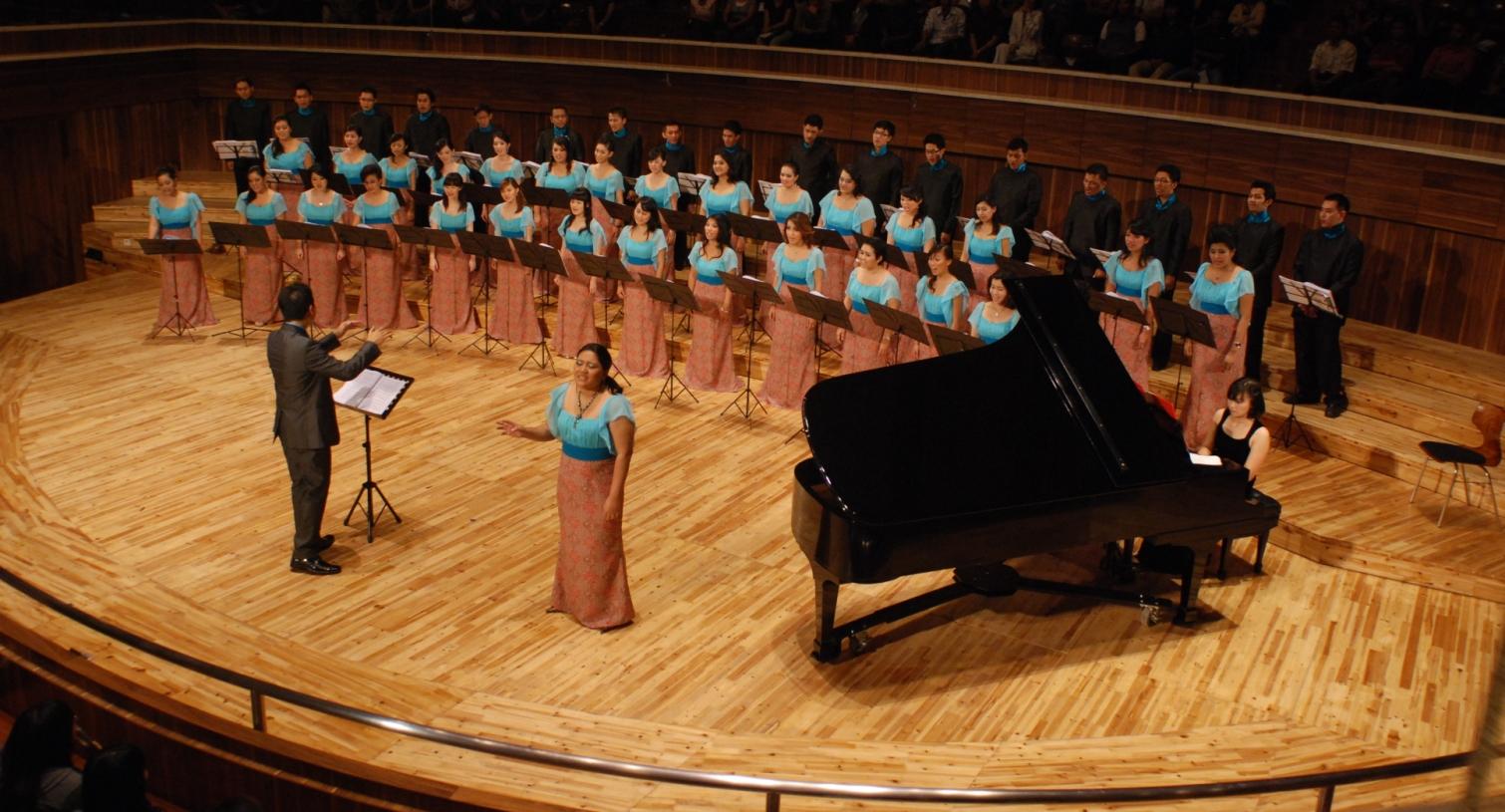 Indonesia Choir | Paduan Suara Indonesia - BMS